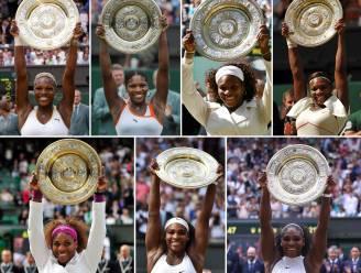 Wéér niks voor Serena: grandslamrecord van Margaret Court evenaren wil maar niet lukken