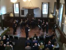 Blaasconcert voor fijnproevers in Hurns Kerkje
