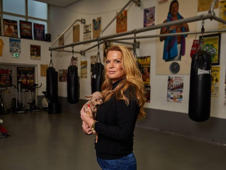 Diana bouwde boksschool overleden vader en boksicoon weer op: 'Ik hoop dat hij trots op me is'