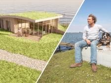 Boer Bastiaan verzet de bakens: 'In gesprek over binnendijkse huisjes, maar ik geef buitendijks niet op'