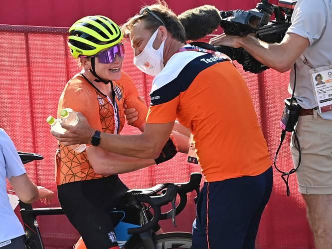 Buitenlandse media over Van Vleuten: 'Eén van de grootste olympische berovingen ooit'