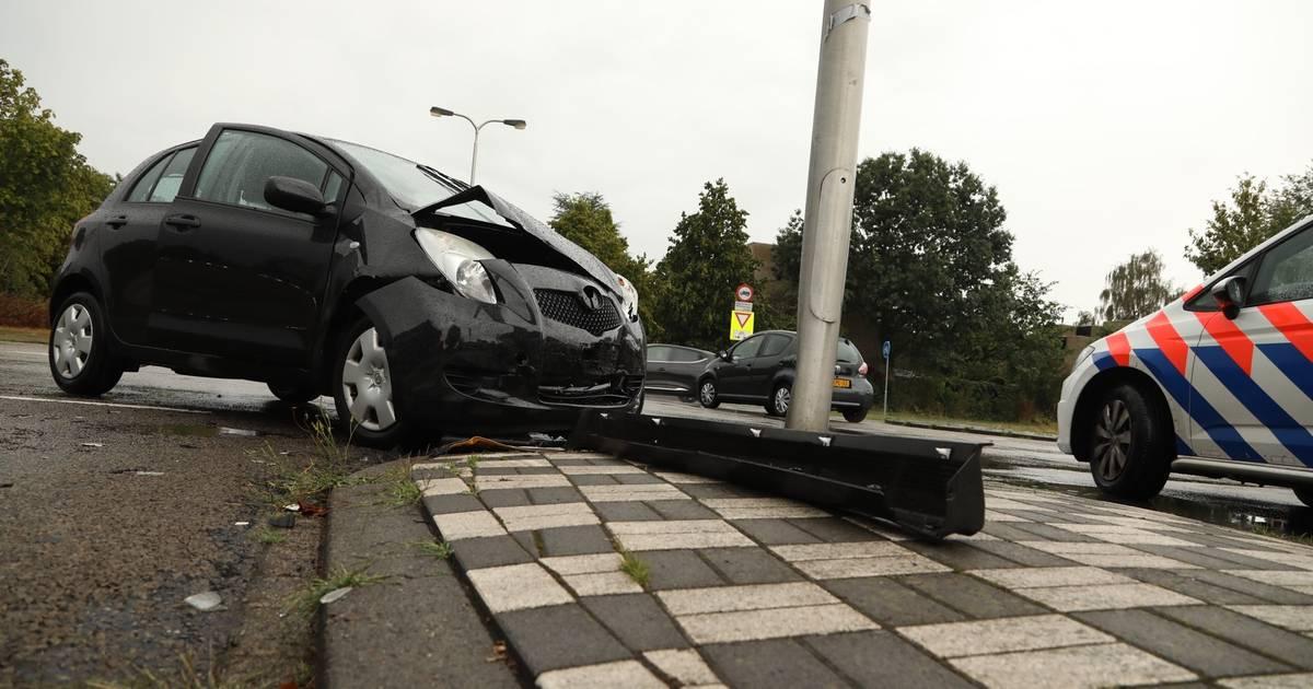 Twee vrouwen zwaargewond bij verkeersongeval bij Boerakker.