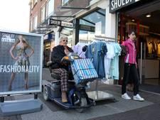 Vijf grootste ergernissen voor rolstoelers in Roosendaal