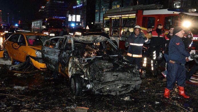 De aanslag eiste het leven van 27 mensen.