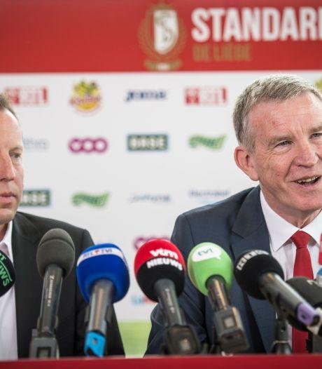 """Roland Duchâtelet à propos du Standard: """"Les fans commencent à se rendre compte que ma gestion n'était pas si mauvaise"""""""