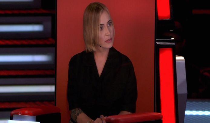 Anouk is vanwege de coronacrisis niet lijfelijk in de studio aanwezig.