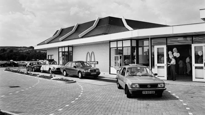 Vandaag 50 jaar geleden opende de eerste McDonald's in Nederland: 'de eerste jaren waren een ramp'