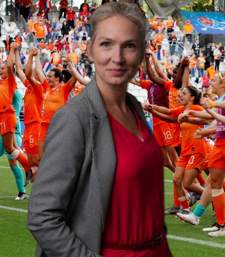 'Als voetbalhater haast ik me nu het schompes voor Oranje'