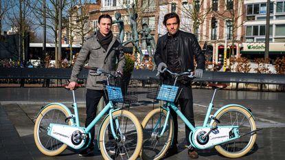 In afwachting van Velo fietst Mortselaar met Cloudbike