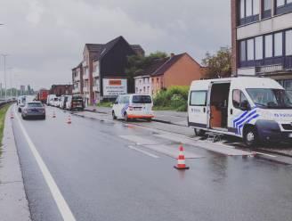 Politie houdt controleactie op zwaar vervoer: vijf vrachtwagens foutief geladen