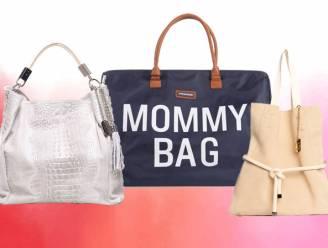 In deze handtassen krijg je als mama alles kwijt