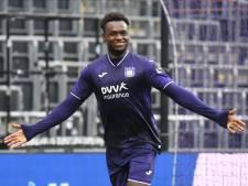 Landry Dimata sur le point de quitter Anderlecht pour la France?