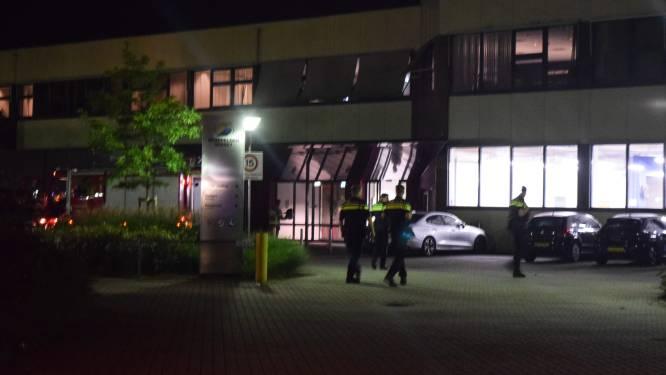 Drukkerij Doetinchem ontruimd vanwege brand