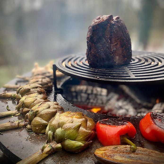 La formule barbecue de Curs nous donne envie d'être en été.
