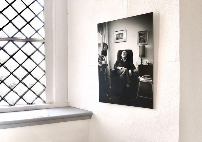 Een van de foto's uit het boek van Anki Leene.