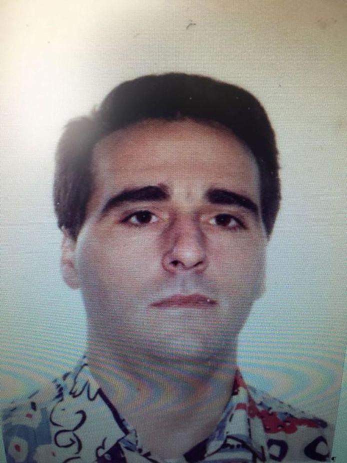 Rocco Morabito op jongere leeftijd.
