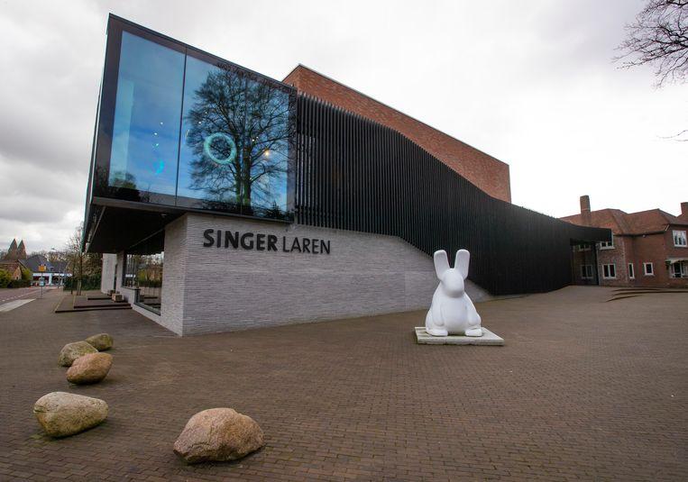 Het werk maakte deel uit van de tentoonstelling Spiegel van de ziel, een tentoonstelling met ruim zeventig schilderijen, aquarellen en tekeningen van de Nederlandse kunst rond 1900. Het museum is momenteel gesloten in verband met het coronavirus.