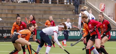 Pijnlijke nederlaag vrouwen Oranje-Rood in topper tegen SCHC