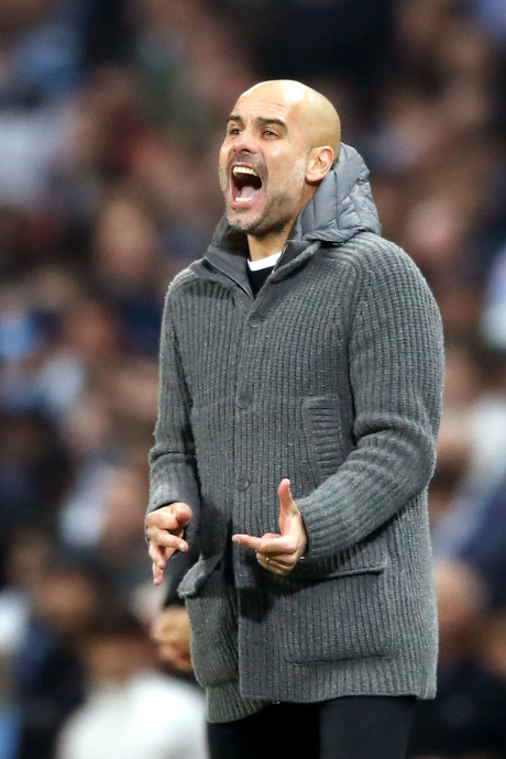Guardiola na uitschakeling: Dit is wreed