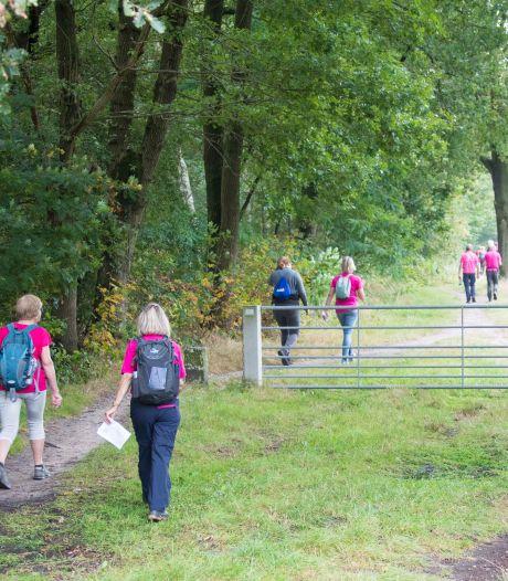 Drunens Wandelfestival levert bijna 23 mille op voor Pink Ribbon