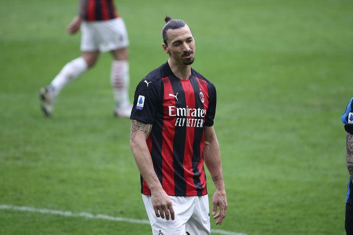 """Zlatan Ibrahimovic compare les palmarès pour répondre au """"Je suis le meilleur"""" de Romelu Lukaku."""