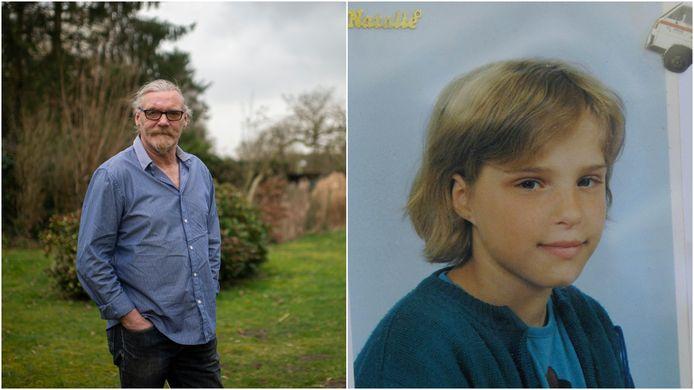 Eric Geijsbregts (60) en dochter Nathalie.