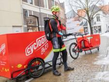 Zalando gaat in Amersfoort bestellingen per bakfiets bezorgen