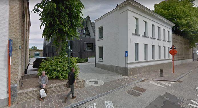 De Rodenonnenstraat in Brugge.