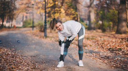 Experts delen tips om te blijven lopen tijdens herfst en winter