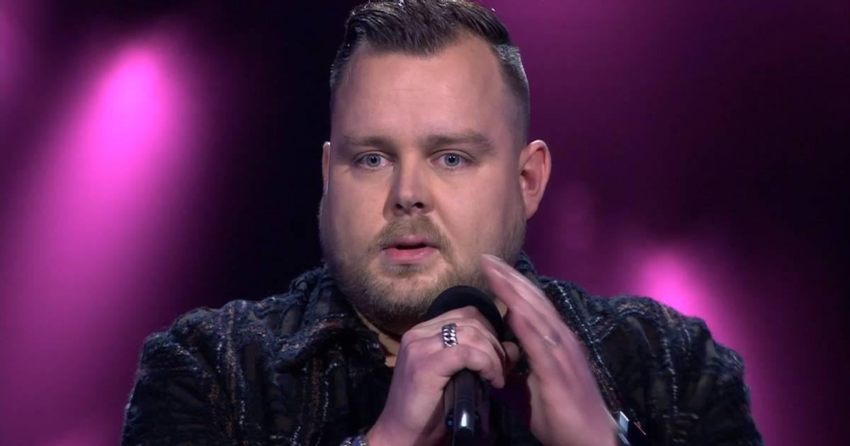 The Voice-Jasper schopt het weer een ronde verder, inclusief compliment van Anouk - AD.nl
