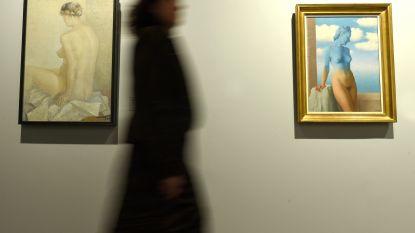 Magritte en Dalí gaan in dialoog in het Magritte Museum