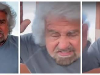 Kranten beschuldigen zoon (20) Beppe Grillo van groepsverkrachting, woedende komiek schreeuwt onschuld uit