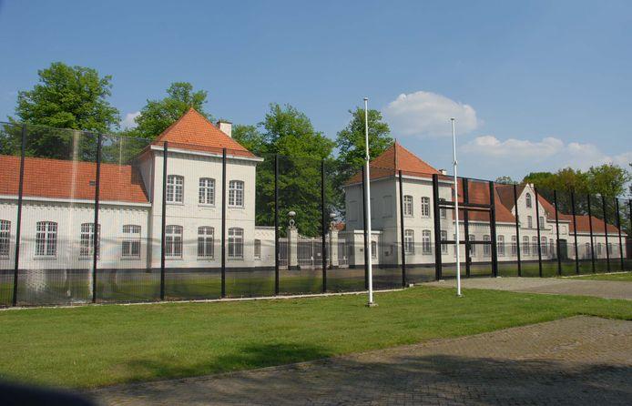 De gevangenis in Wortel