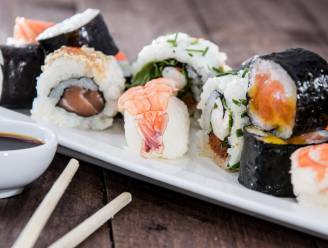 Sushi is niet zo gezond als je denkt