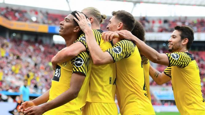 Un assist pour Meunier, un doublé pour Haaland et une victoire renversante pour le Borussia