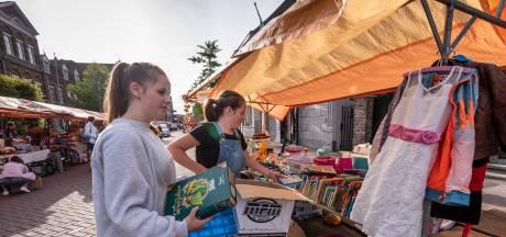 Veghelse Vaderdagvlooienmarkt kleiner, maar niet minder sfeervol