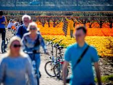 De lente zal het aantal coronabesmettingen dempen: 'Virusoverdracht buiten zeldzaam en irrelevant'