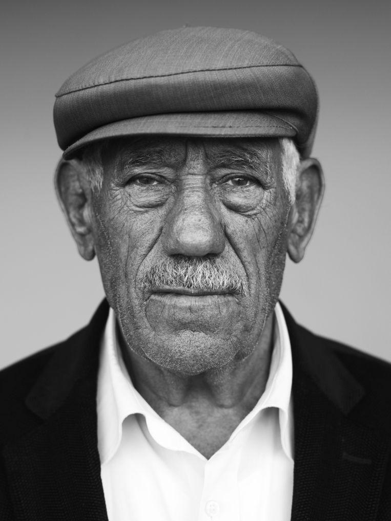 Cengiz Okyay (75) - Turks Beeld Stephan Vanfleteren