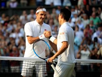 Federer - Nadal en Djokovic - Bautista Agut zijn halve finales - Mertens ligt eruit in kwartfinale dubbel