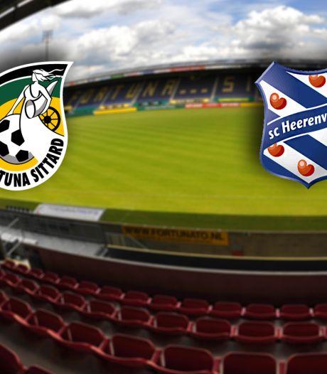 Fortuna Sittard - SC Heerenveen