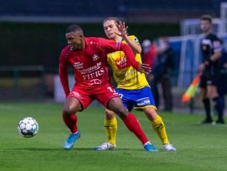 """Aanvaller Robin Itoua geeft woord aan Beloeil, maar blijft bij SK Ronse: """"Meeste garanties om kans te maken op selectie voor nationale ploeg van Congo"""""""