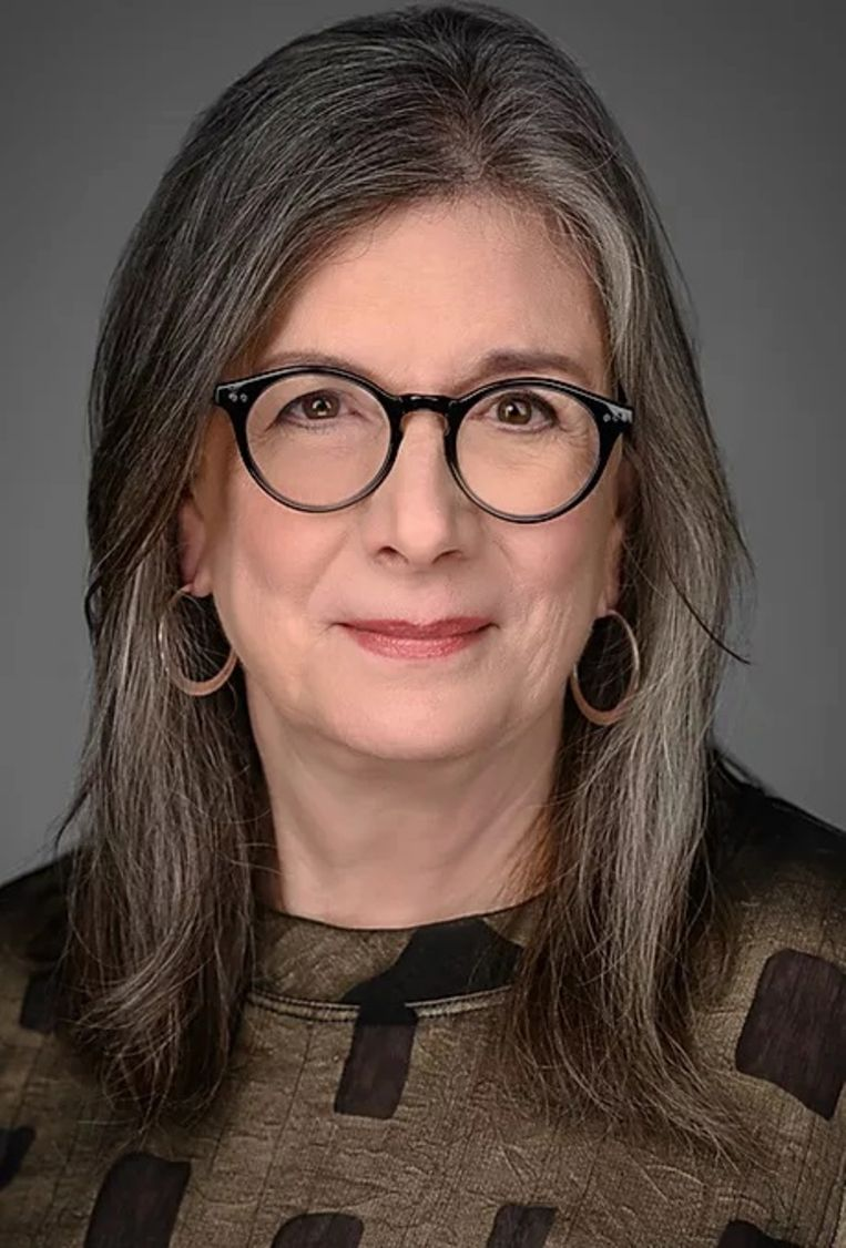 Linda Scott: 'Natuurlijk is het belangrijk dat een vrouw baas is in eigen buik, maar vandaag zijn we in het Westen afgegleden naar een situatie waarin het voor vrouwen gewoon onmogelijk is om kinderen te hebben.' Beeld rv