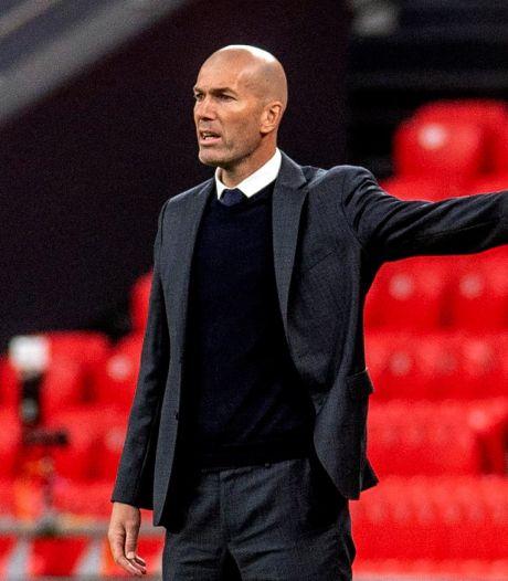 """Zidane a-t-il annoncé son départ aux joueurs du Real? """"C'est un mensonge"""""""