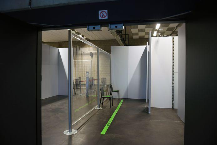 Vaccinatiecentrum De Toren in Rotselaar