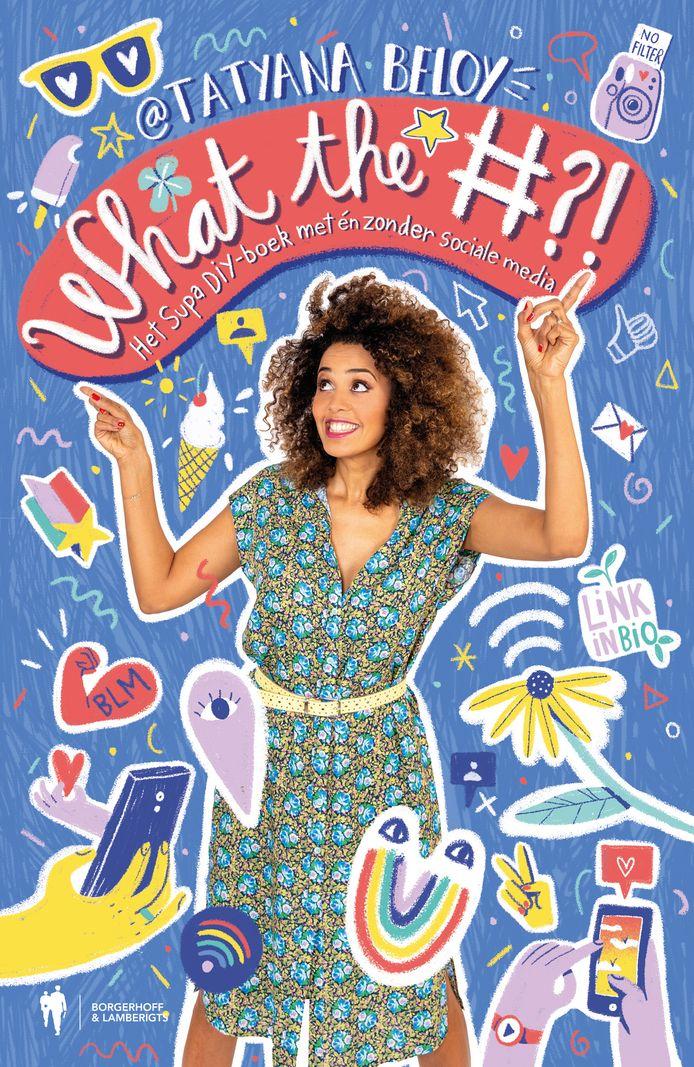De cover van het nieuwste boek van Tatyana Beloy.