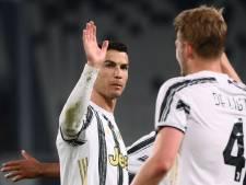 Bij falend Juventus lijkt alleen Matthijs de Ligt zeker van zijn plek, Champions League op de tocht