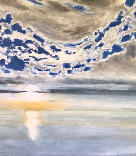 De kracht van stilte: galerie Ruimte laat je verdwalen in de landschappen van Dirk Martens