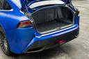 In de achterbak van de Toyota Mirai past 321 liter