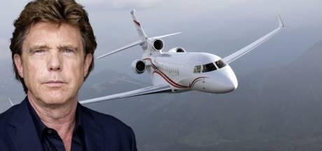 'John de Mol koopt luxe privéjet van 50 miljoen euro'