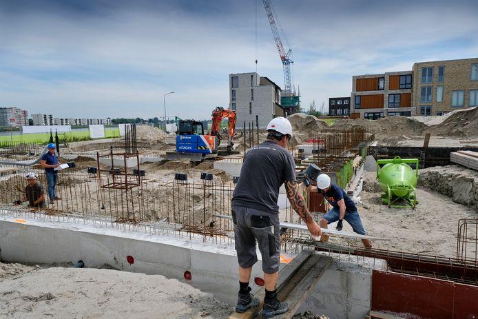 Bij de bouw van nieuwbouwwijken in de regio wordt al rekening gehouden met het feit dat aardgas niet langer als warmtebron kan worden gebruikt.